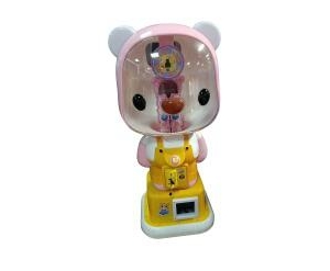 Cute Bear-Capsule Toy Type Out 100 Capsules