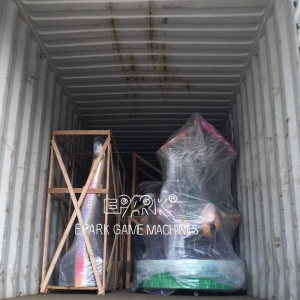 Another 40 HQ Container Go to India
